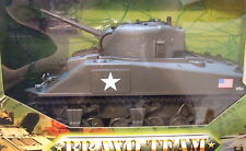 SHERMAN  1/18  NEUF FORCES OF VALOR BRAVO TEAM    71607
