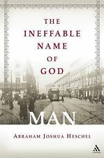 Ineffable Name of God: Man: Poems in Yiddish and English, Morton M. Leifman, Abr