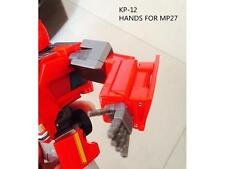 KFC KP-12 POSABLE HANDS FOR MP-27 IRONHIDE TRANSFORMERS MASTERPIECE NUOVO NEW