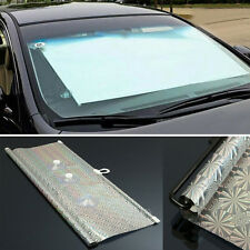 Auto Retractable Car Window Blind Roller Sun Shade Shield Curtain Visor 50x125cm