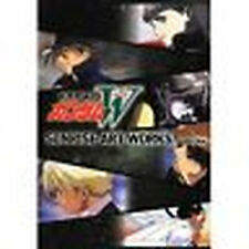 Gundam Wing W Art Book JAPAN  SUNRISE ART WORKS