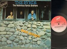 BYRDS The Notorious Byrds Brothers LP 1968-1973 Embassy Holland SPACE ODYSSEY