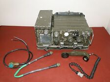 Vietnam War Military Radio PRC-77 in the vehicle version of the AN / VRC-64
