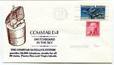1978 Comstar D-3 Switchboard Sky Satellite System Cape Canaveral SPACE NASA USA