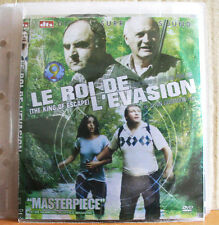 "法國電影 French Movie ""Le Roi de l'évasion/The King of Escape"" DVD, 18SX"