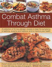 The Combat Asthma Through Diet Cookbook, Brigid McConville