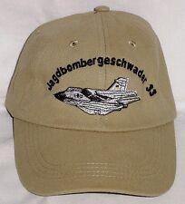 Luftwaffe Basecap Mütze JaBoG 33 Jagdbombergeschwader 33 .........B3179