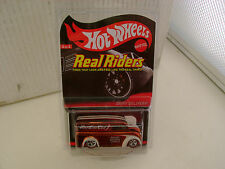 2013 HOT WHEELS RLC REAL RIDERS SERIES 12 4 OF 4 DAIRY DELIVERY 2949/4500 NEW MO