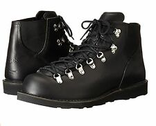 New in Box Mens Danner STUMPTOWN Vertigo 32707 Black Glace Boots Size 12 EE $350