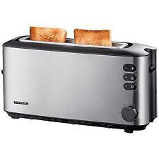 Automatik-Langschlitztoaster Toaster Edelstahl AT 2515 230V/1000W * von Severin