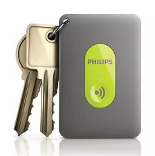 100% BRAND NEW PHILIPS BLUETOOTH SMART LEASH TRACKR FOR iPhone Android+Free BTRY