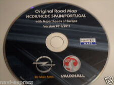 OPEL Navigation CD NCDR NCDC Spanien / Portugal  2010/2011