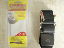 """BOAT TRAILER TIE DOWN GUNWALE 2"""" X 13FT 74 60023 QUICK RELEASE BUCKLE AND J-HOOK"""