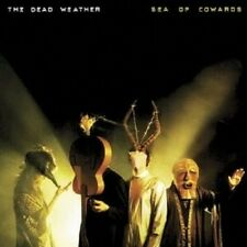 "THE DEAD WEATHER ""SEA OF COWARDS"" CD ROCK NEU"