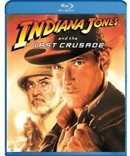 Indiana Jones and the Last Crusade (2013, Blu-ray NEUF)