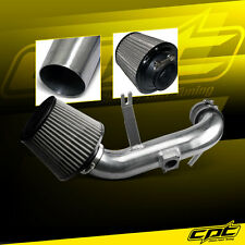 08-13 Lancer 2.0L 4cyl Non-Turbo Polish Cold Air Intake + Stainless Filter