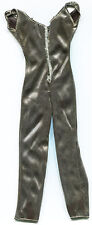 Barbie   Silver Metallic Jumpsuit   BD-64  Spice Girl    Mattel