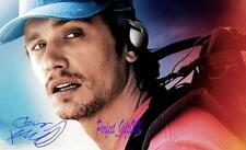 James Franco 127 Hours SIGNED 10X8 REPRO PHOTO PRINT