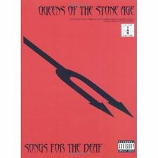 Queens of the Stone Age: Songs for the Deaf - Guitar, Good Condition Book, , ISB