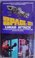 SPACE 1999 5 Lunar Attack John Rankine 1st 1978 Sci-Fi TV Series 16 Pages Photos