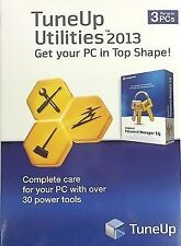 TuneUp Utilities 2013 3Pcs & Password Manager 2014