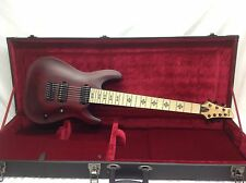 Schecter Jeff Loomis JL-7 Electric Guitar/Vampire Red Satin/NEW/Blow Out Price!