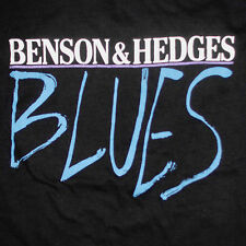 vtg Benson & Hedges Blues T-Shirt XL Music Festival Concert Cigarette Tobacco
