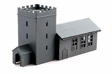 Church with Porch - Kestrel Design GMKD04 - N building plastic kit - free post