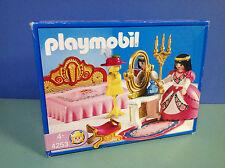 (O4253) playmobil chambre princesse en boite 100 %complète ref 4253