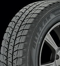 Bridgestone Blizzak WS80 225/55-17  Tire (Set of 4)