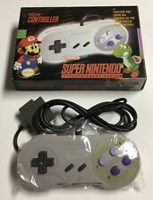 Replacement super nintendo Snes controller Remote Boxed NEW Works MINT