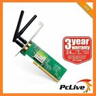 TP-Link TL-WN851ND 300Mbps Wireless N PCI Card with 2 Antennas WIFI 2.4Ghz