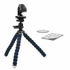 "MAGTRIXL: Arkon 11"" Flexible Tripod with Magnetic Phone Holder"