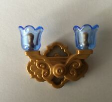 Playmobil Wall Lamp Light Blue Shades Castle 4250 New Part