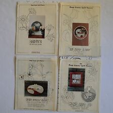 4 Quilting Patterns Osage Co Quilt Factory Moms Apple Pie Daisy Sweet Home Lot