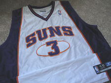 Authentic Game Reebok Phoenix Suns Stephon Marbury Jersey Basketball 52 Knicks