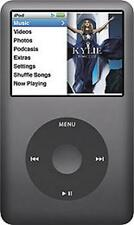 iPod Classic 7th Newest Mp3 Player Gray 160GB 160 GB Warranty Free Goodies