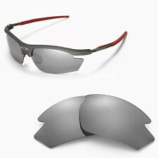 Walleva Polarized Titanium Replacement Lenses For Rudy Project Rydon Sunglasses