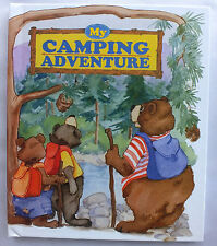My Camping Adventure - A Personalized Book for a Great Children's Gift Idea