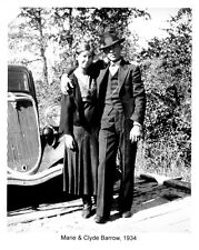 """Bonnie and Clyde 10"""" x 8"""" Photograph no 6"""