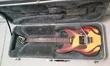 Charvel 275 Deluxe Electric Guitar Made in Japan 1989 MIJ with Hard Shell case