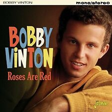 Roses Are Red - Bobby Vinton (2014, CD NIEUW)