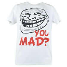 You Mad Coolface Brand T Shirt Meme Internet Troll Bro Small Web Rage Comic Tee