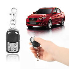 2 x Universal Cloning Remote Control Key Fob for Car Garage Door Electric Gate@A