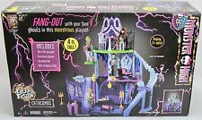NEW Monster High Freaky Fusion Catacombs Castle Playset Kids Toys Doll House
