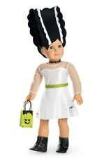 NIB American Girl Mod Monster Costume Frankenstein with Wig, Boots, Dress NEW!