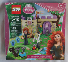 New Lego Disney Princess Merida's Highland Games Brave Set 41051 Minifigure