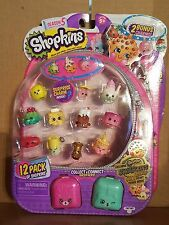 Shopkins Season 5 Swap-kin Exclusive Gold Kooky Cookie Pack - NEW