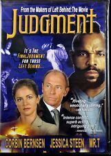 Judgment NEW Christian DVD From the Left Behind Makers