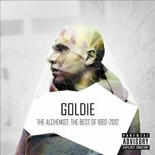 The Alchemist: The Best of 1992-2012 [Box] [PA] by Goldie (CD, Mar-2013, 3...